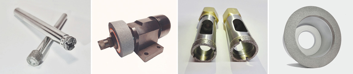 Diamond Industrial Tools Products