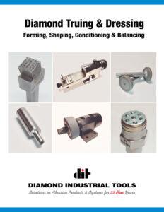 Diamond Truing & Dressing